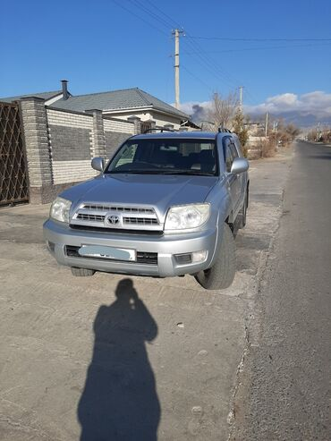 Toyota Hilux Surf 2.7 л. 2004 | 250000 км