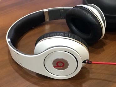 monster beats pro в Азербайджан: Original Beats Studio 1 Ideal vezyetde Tecili satilir. Batareykalidir