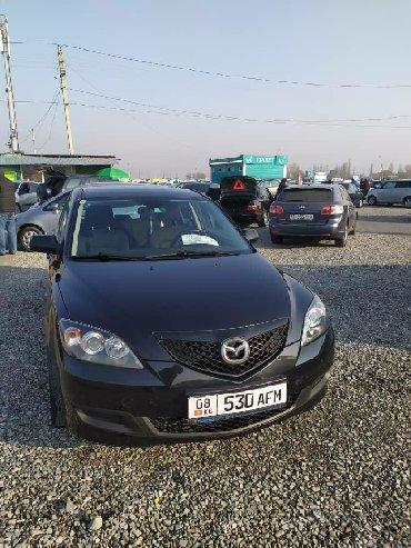 mazda дилер в Кыргызстан: Mazda 3 2008