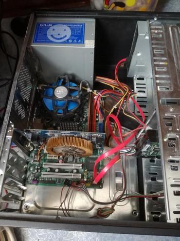 компьютеры geforce gt в Кыргызстан: Продаю игровой компьютер за 7000 сом.характеристики:видеокарта-NVIDIA