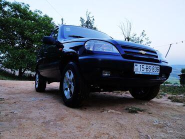 niva ablisofka - Azərbaycan: Chevrolet Niva 1.7 l. 2005 | 23000 km