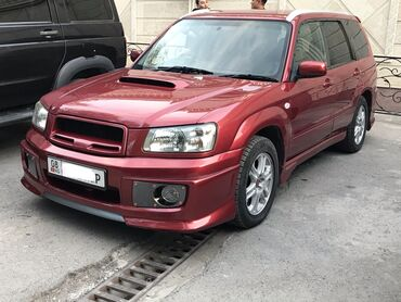 sport forma в Кыргызстан: Subaru Forester 2 л. 2002 | 190000 км