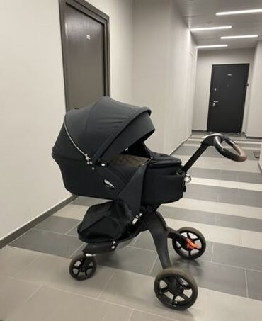 Stokke Xplory V6 New Baby Stroller - Παράδοση στο κατώφλι