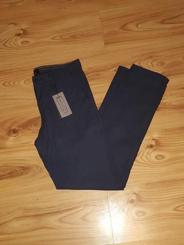 Plave pantalone - Srbija: Muške Pantalone M