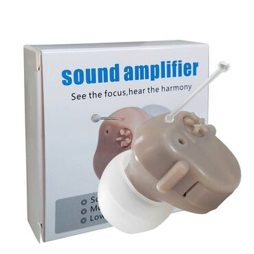 Слуховые аппараты - Кыргызстан: Очень сильный слуховой аппарат - Южная Корея. Рекомендуется для любой