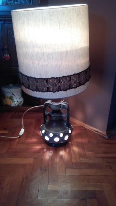 Lampa velika,vidi slike luda skroz,svetli I dole I gore - Sombor