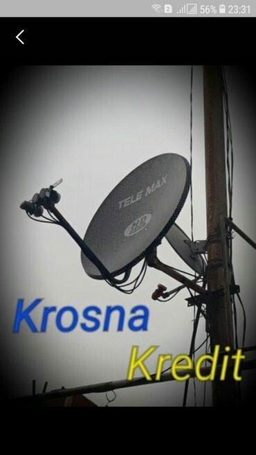 Bakı şəhərində Krosna krosna peyk antena EVRO....SERVİS 6AY ZƏMANƏT