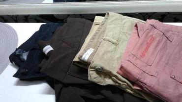 Zenske pantalone na liniju - Srbija: Zenske pantalone komad 400din,na vise 350din