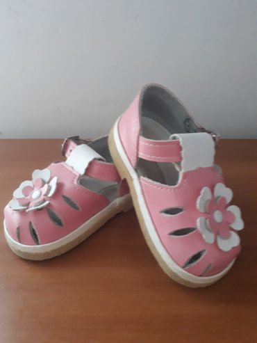 Российские  сандали, состояние нового.размер 16. цена 150 сом в Бишкек