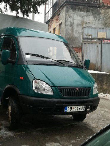 GAZ - Srbija: GAZ Other model 2.1 l. 2007 | 102000 km