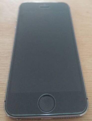Мобильные телефоны и аксессуары - Кыргызстан: Б/У iPhone 5s 16 ГБ Серый (Space Gray)