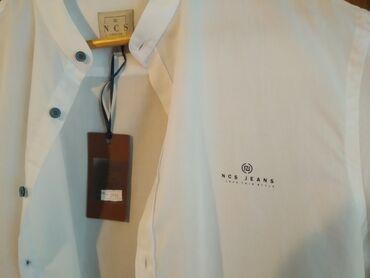 sportivnye kostjumy muzhskie xl razmer в Кыргызстан: Мужская брендовая рубашка XLстойка воротникноваяразмер не