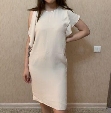 semejnoe postelnoe bele s dvumja в Кыргызстан: Нежное платье от STEFANEL, размер S, покупала за 100$, отдам за 1000с