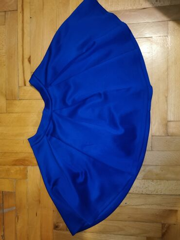 Mastilo plava suknja KAO NOVA, nosena par puta, S velicina, nema