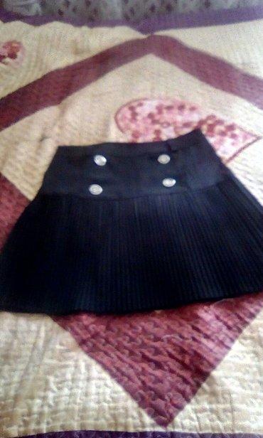 Женская плиссированная юбка, размер 44-46,400 с в Токмак