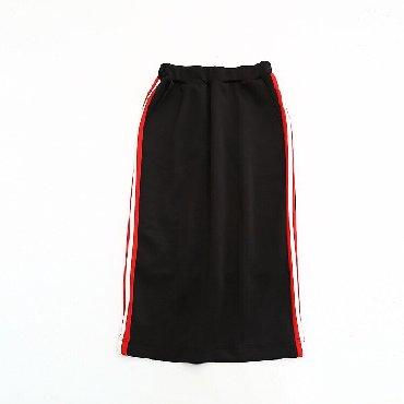 Стильная юбка Размер: S-M Цвет: чёрный Цена: 500 сом