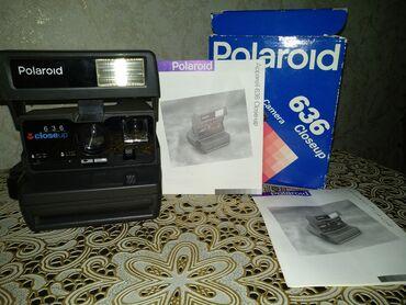 Электроника - Кировское: Продаю фотоаппарат Polaroid 636 в идеальном состоянии.В теме не