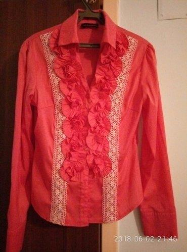 Продаю рубашку, состояние новой в Бишкек