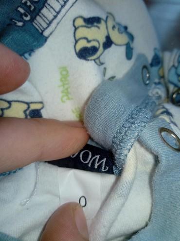 Pižama za dečake u veličini 0 100% pamuk - Pozarevac - slika 3
