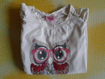 Polovna, majica za devojčice, veličine 14, kupljena u dečjem butiku - Beograd