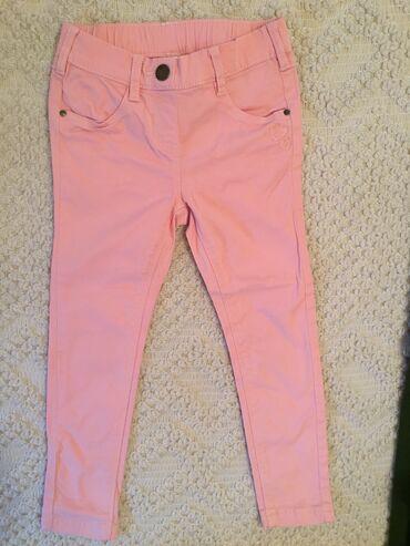 Dečija odeća i obuća - Pirot: Prelepe dečje pantalone Palomino, br. 110. Nošene možda samo jednom