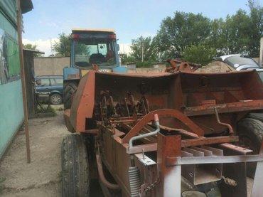 Продаю трактор МТЗ 82 в отличном состоянии в Бишкек