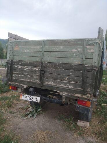 Транспорт - Кашка-Суу: UAZ 2021