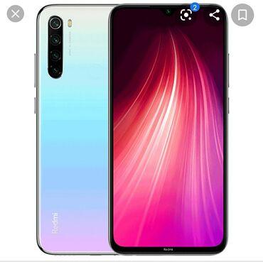 bmw 8 серия 850csi mt - Azərbaycan: Yeni Xiaomi Redmi Note 8 64 GB göy