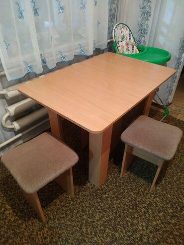 26 объявлений: Стол кухонный 6 стульев прошу 3500