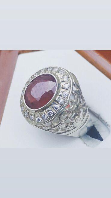 yay-üçün-kişi-üst-geyimləri - Azərbaycan: Yaqut daşlı Gümüş üzük Afrika yaqutudur bu qiymətə beləsini tapa