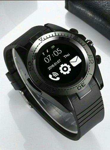 Умные часы smart watch sw007 2100сом. гарантия. в Бишкек