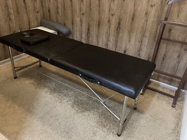 Медицинская мебель - Кыргызстан: Кушетки для массажа  Раскладные кушетки