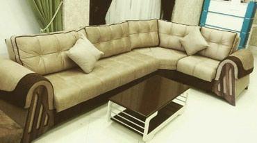 Bakı şəhərində Kunc divan,Fabrik istehsali original, acilan bazali, olcu340x210.