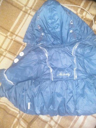 продается куртка на девочку. в Бишкек