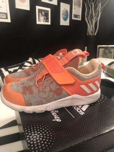 Decije Adidas rapidaflex patike,Disney kolekcija,broj 26,nosene par