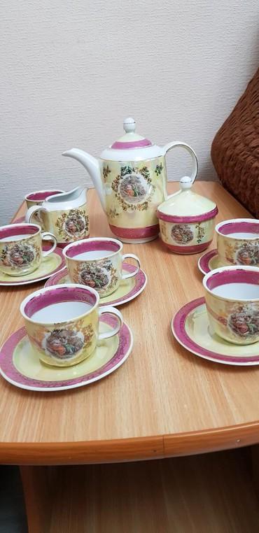 Продаю кофейный сервиз Мадонна. в Бишкек
