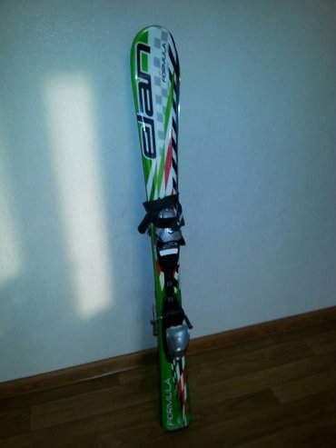 Лыжи  Зеленые 1,10 м - 3500 сом Оранжевые 1,68 м - 5500 сом в Бишкек