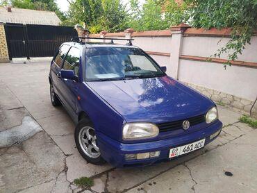 Volkswagen в Кыргызстан: Volkswagen Golf 1.6 л. 1997 | 164000 км