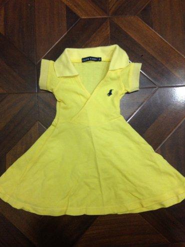 Платье на девочку6-9-12 месяцев  в Бишкек