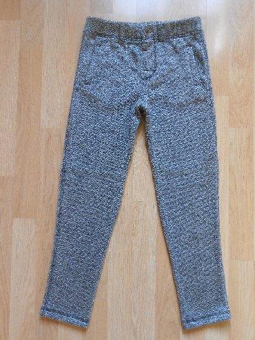 Dečije Farmerke i Pantalone | Becej: Oviese tople pantalone 8/9 god (134cm)Besprekorno očuvane, bez ikakvih