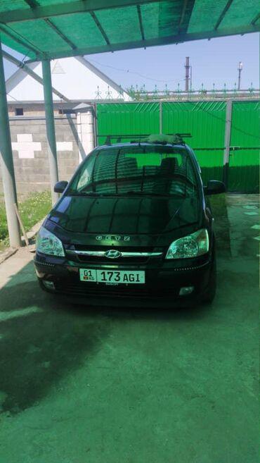 hyundai i30 ehtiyat hisseleri в Кыргызстан: Hyundai Getz 1.3 л. 2005 | 146000 км