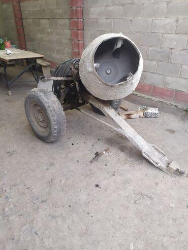 двигатель москвич в Ак-Джол: Ассалам алейкум продаю бетономешалку без двигателя.можно с двигателем