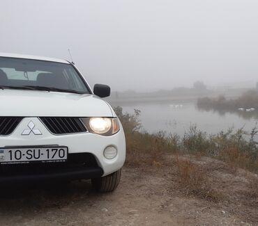 l200 - Azərbaycan: Mitsubishi L200 2.4 l. 2006 | 390000 km