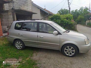 Kia - Srbija: Kia Carens 2 l. 2006 | 220000 km