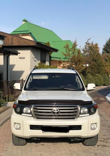 Toyota Land Cruiser 4.5 л. 2012 | 118000 км