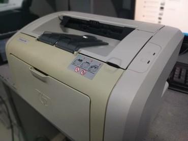 принтер hp laser jet 1018 в Кыргызстан: Hp 1018 с доставкой гарантией