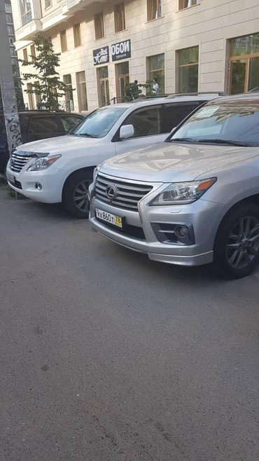 Lexus - Кыргызстан: Lexus LX 5.7 л. 2013 | 72000 км