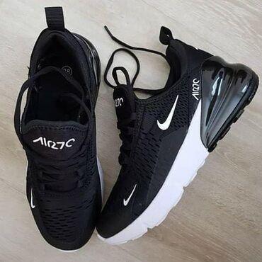 Ženska obuća | Sokobanja: Crno bele Nike 270 🤍 Dostupni brojevi od 36 do 46 2800 din
