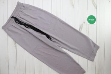 Жіночі штани-багі у спортивному стилі     Довжина: 102 см Довжина крок