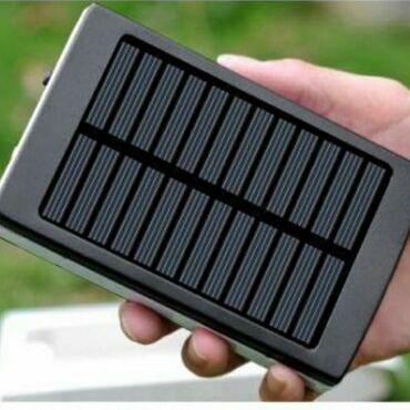 Аксессуары для мобильных телефонов - Кыргызстан: Акция Акция Акция  Внешний универсальный аккумулятор на солнечной бата
